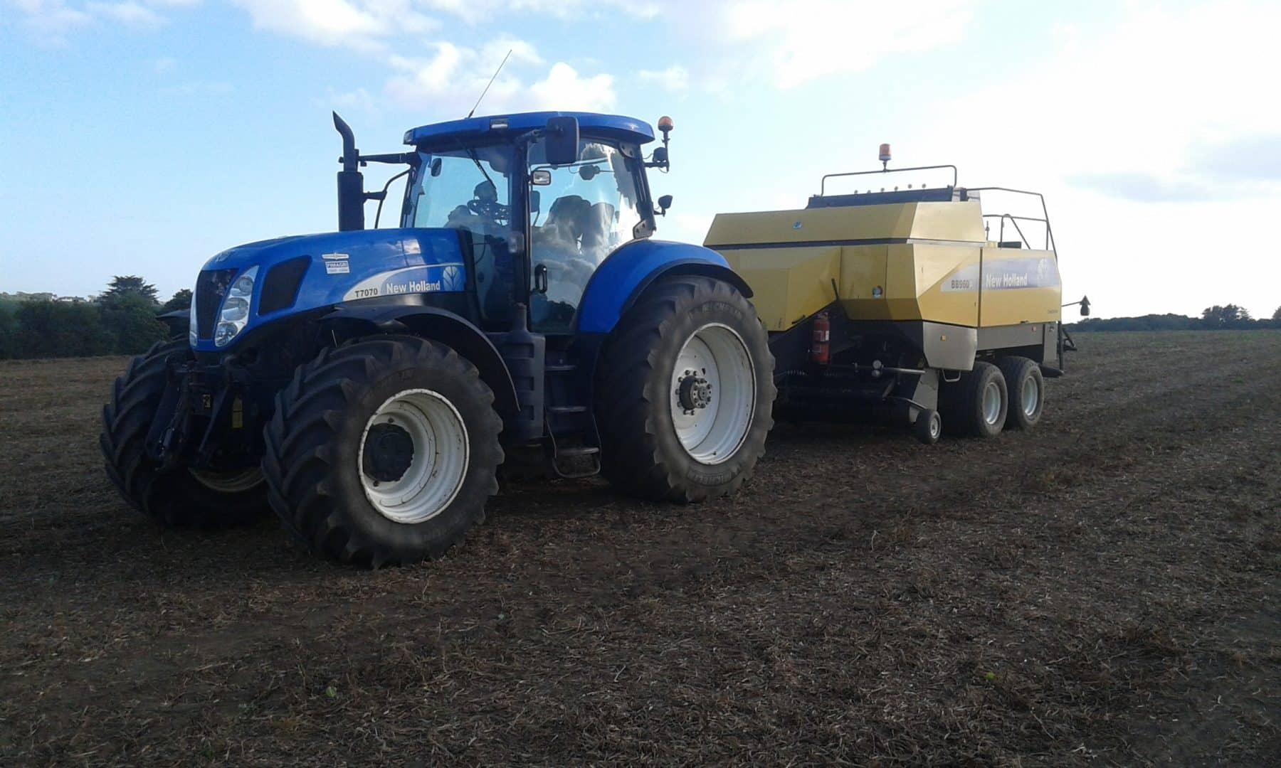 Big Baller - Travaux agricoles