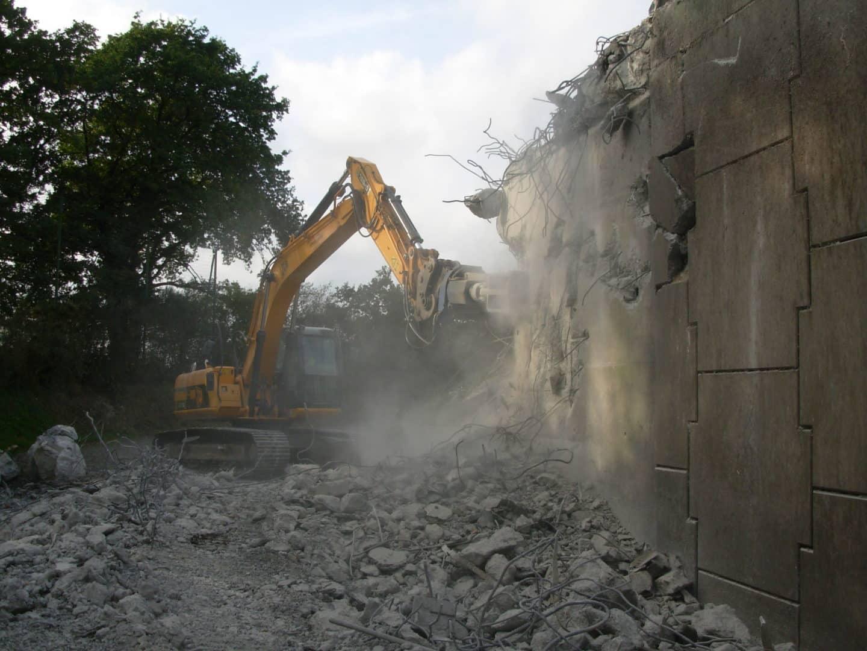 Demolition et recyclage de - Accueil