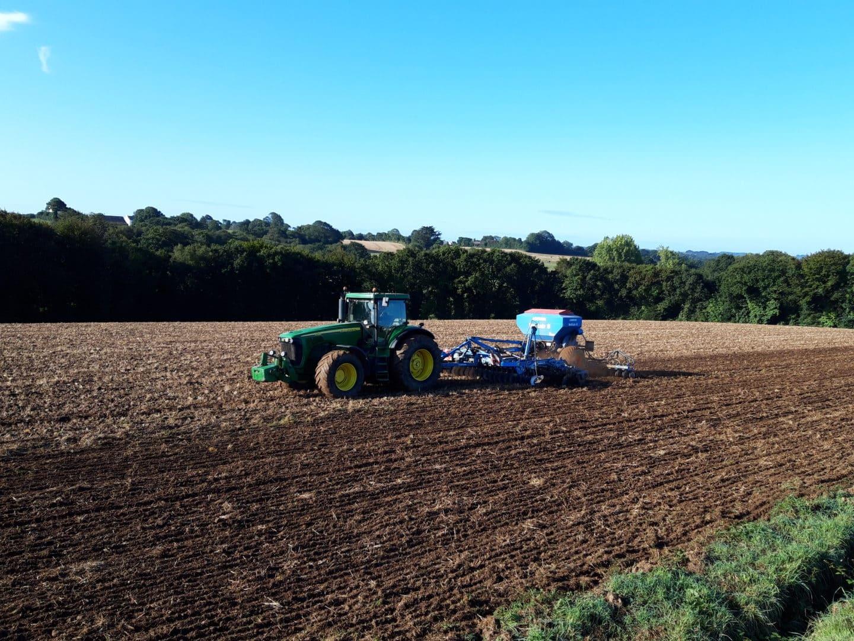 Semis - Travaux agricoles