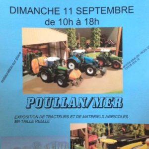 Nous serons present avec quelques machines agricol - Travaux agricoles